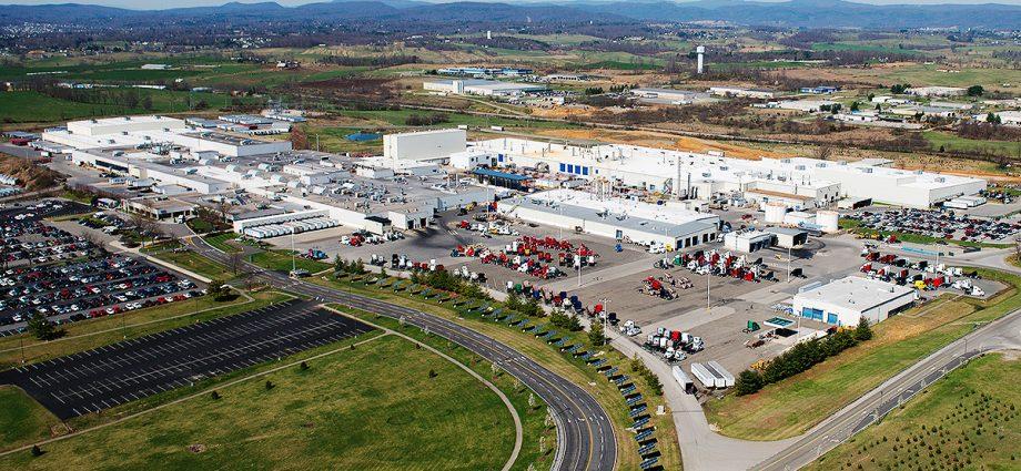 Fabrica De Volvo En Virginia