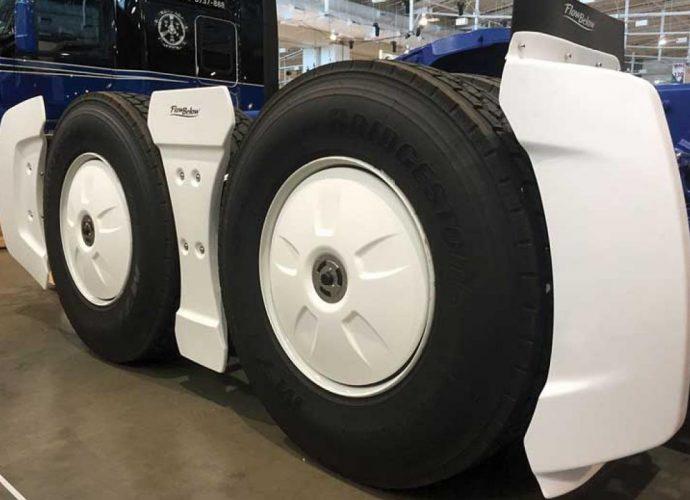 Flowbelow Aerosliders Instalados En Llantas Bridgestone