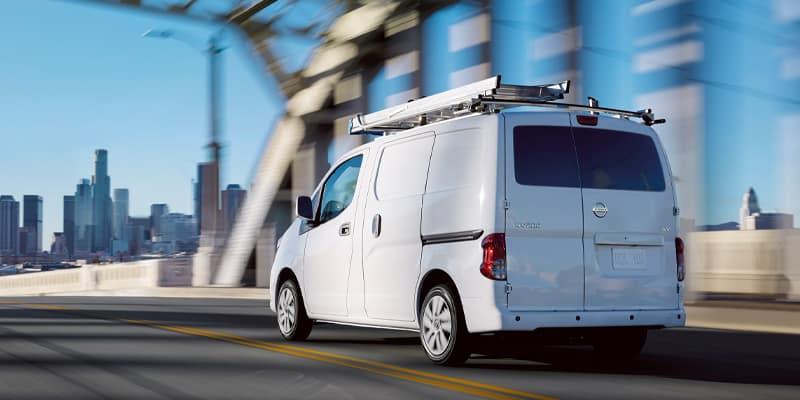 Nissan Nv200 Compact Cargo 2020
