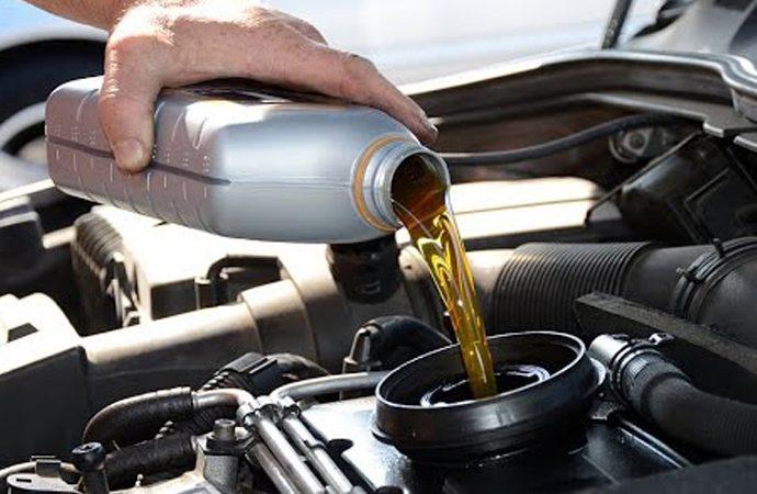 aceite para coches