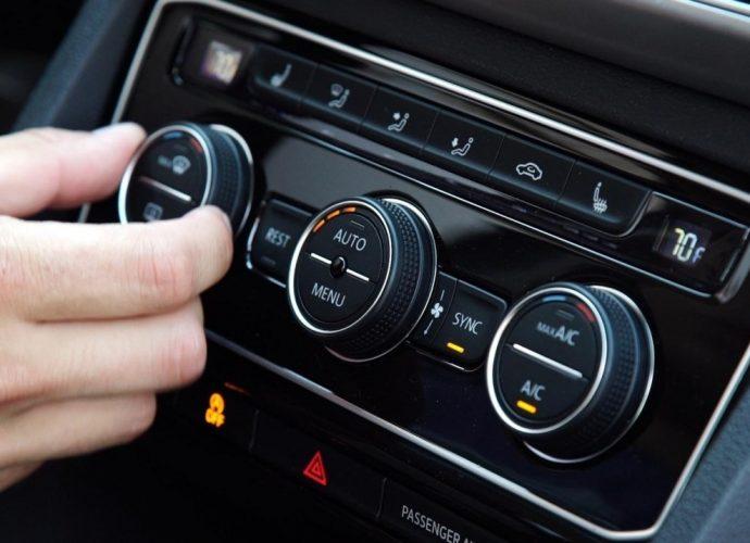 calefaccion de coche